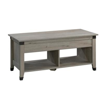 Carson Forge 19 in. H Mystic Oak Lift-Top Coffee Table