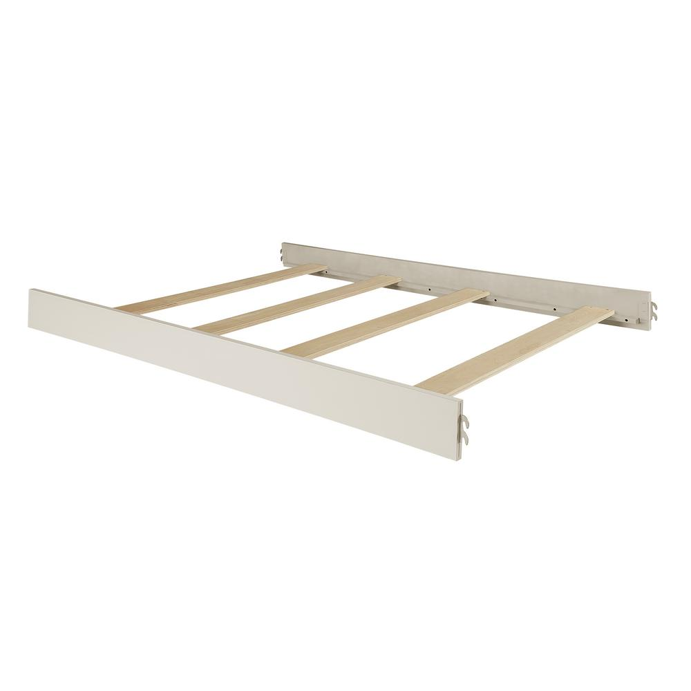 Cloud Wooden Full Size Bed Rail (1-Pack)