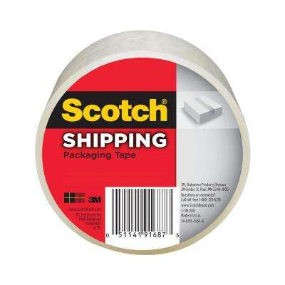 Scotch 1.88 in. x 65.6 yds. Shipping Packaging Tape