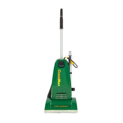 CleanMax Pro Series Bagged Upright Vacuum Cleaner with Metal Telescopic Wand