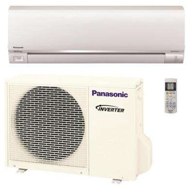 12,000 BTU 1 Ton Exterios Ductless Mini Split Air Conditioner with Heat Pump - 208-230V/60Hz