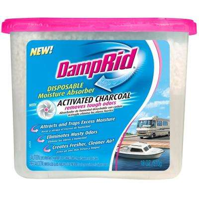 18 oz. Disposable Moisture Absorber with Activated Charcoal for RV's