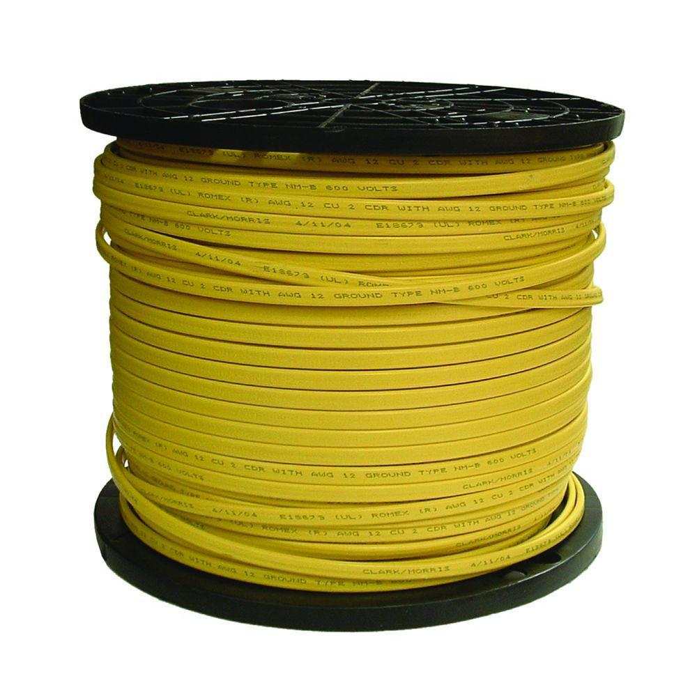 12 - NM-B - 2 - Building Wire - Wire - The Home Depot