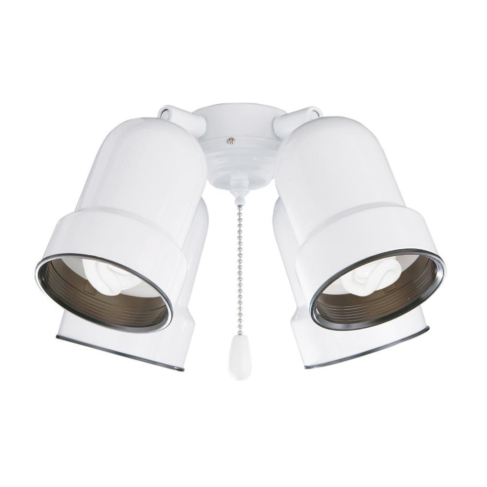 Bullet ceiling fan ceiling fan ideas emerson 4 light bullet appliance white ceiling fan kit aloadofball Gallery