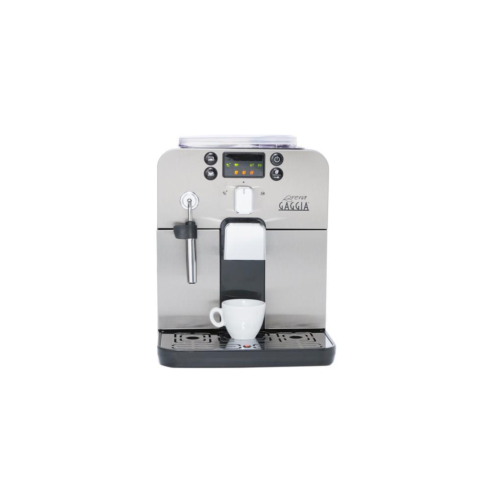 Gaggia Super Automatic Espresso Machine, Black