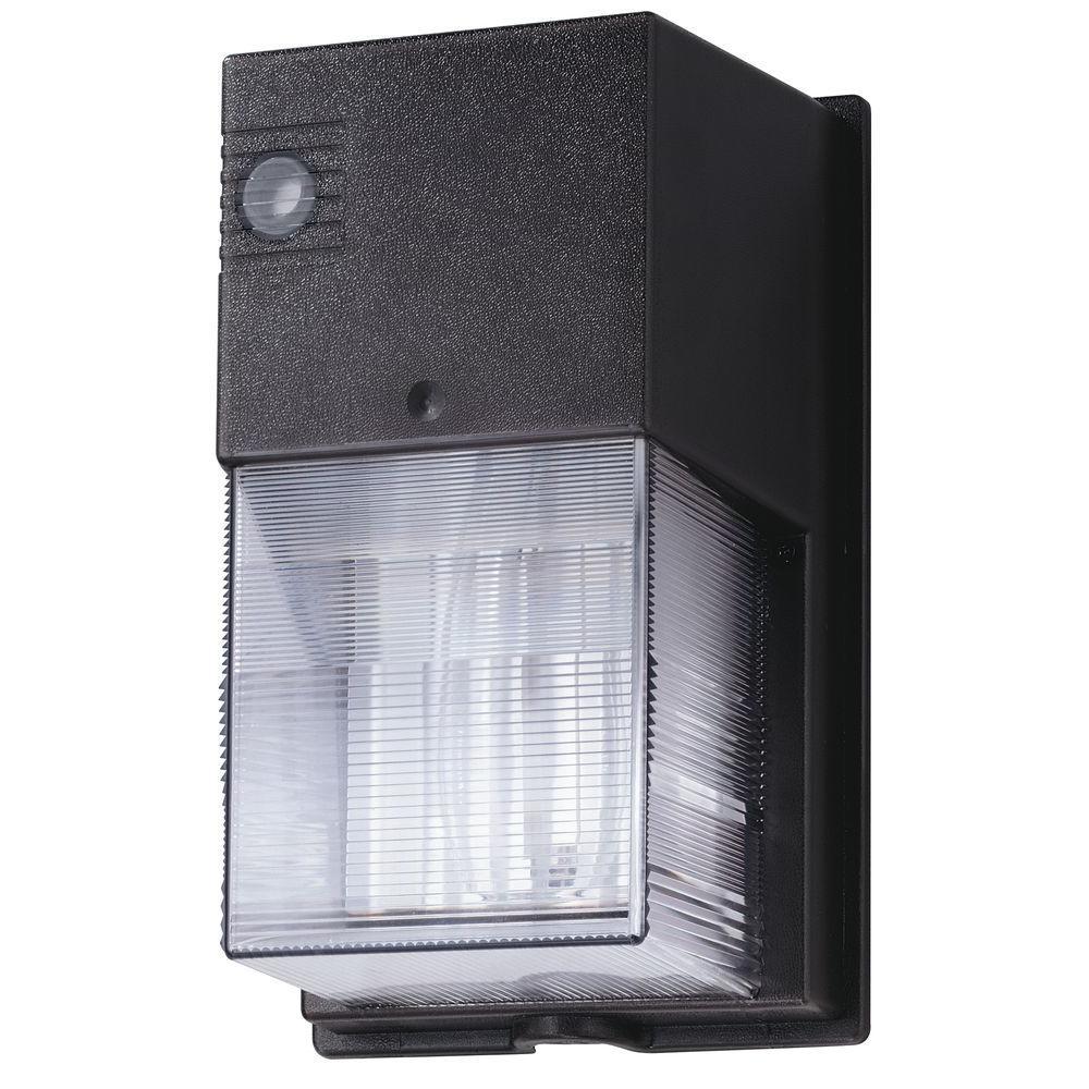 Lithonia Lighting Tws 70 Watt Dark Bronze Outdoor High Pressure Sodium Wall Pack