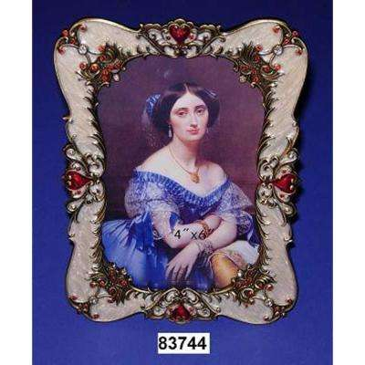 4 in. x 6 in. Dianne Picture Frame