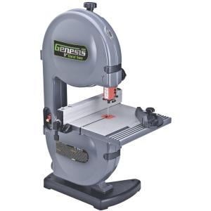 Click here to buy Genesis 2.2 Amp 9 inch Band Saw by Genesis.