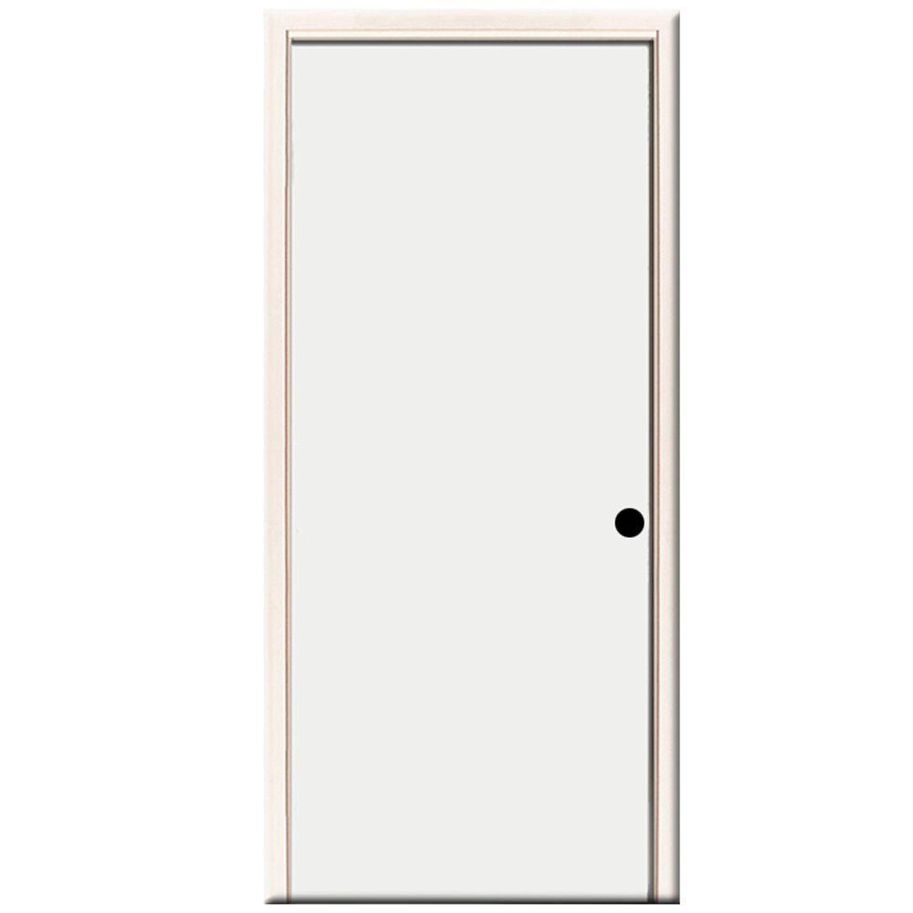 29 Inch Exterior Door : Steves sons in premium flush primed white