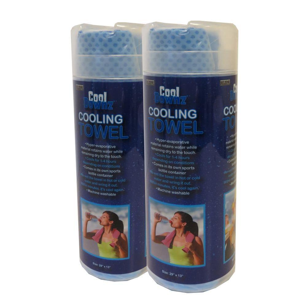 Hot Headz Cooling Towel (Set of 2)