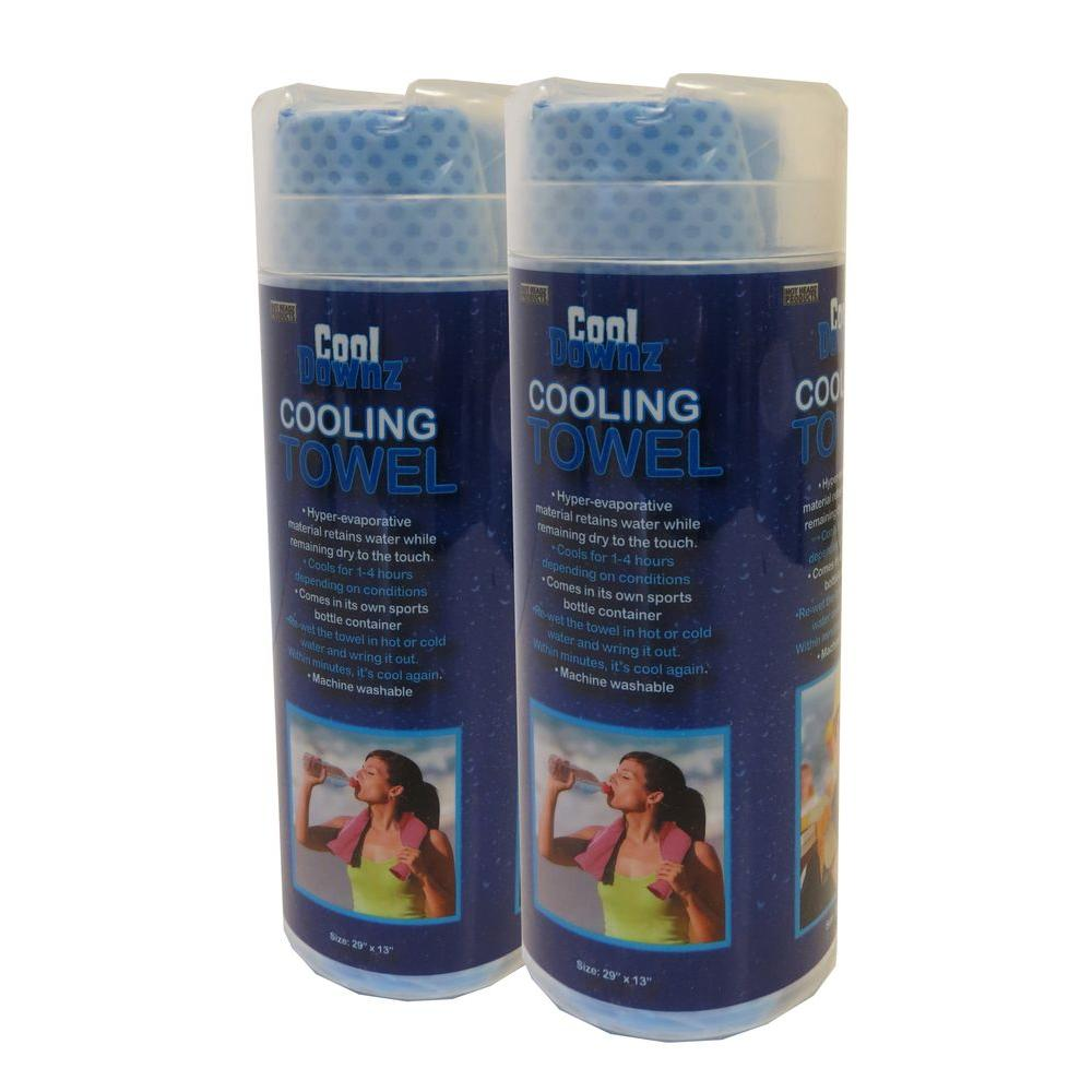 Hot Headz Cooling Towel (Set of 2)