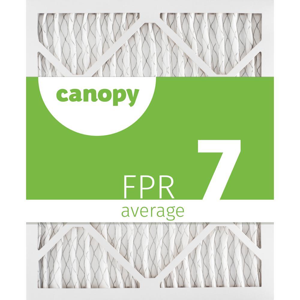 20 in. x 30 in. x 1 in. FPR 7 Air Filter (6-Pack)