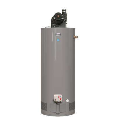 40 Gal. Short 6 Year 36,000 BTU Natural Gas Power Vent  Tank Water Heater