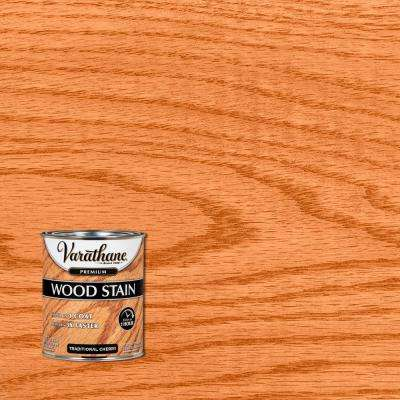 1 qt. Traditional Cherry Premium Fast Dry Interior Wood Stain