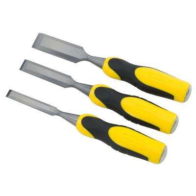 Wood Chisel Set (3-Piece)