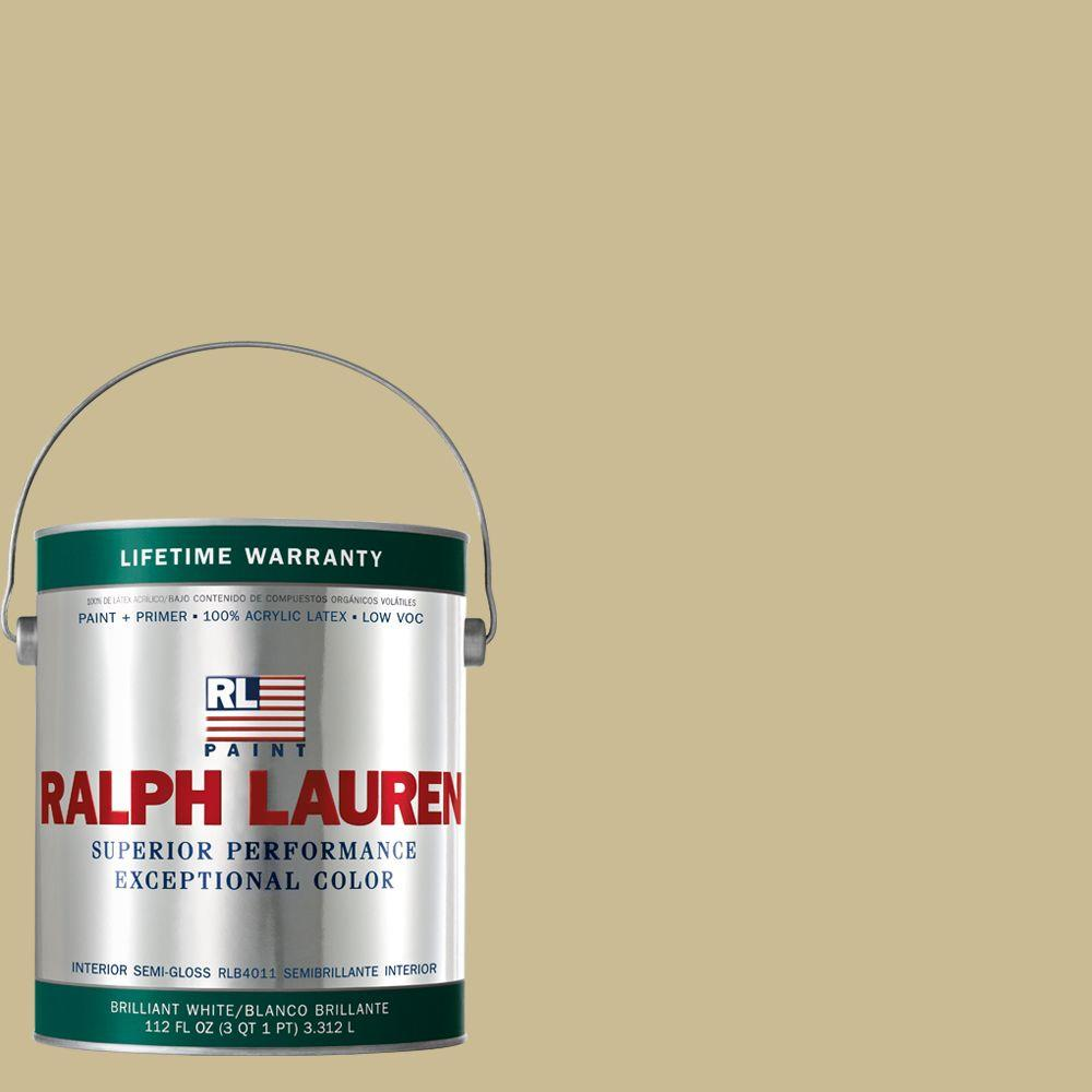 Ralph Lauren 1-gal. Port Grace Semi-Gloss Interior Paint