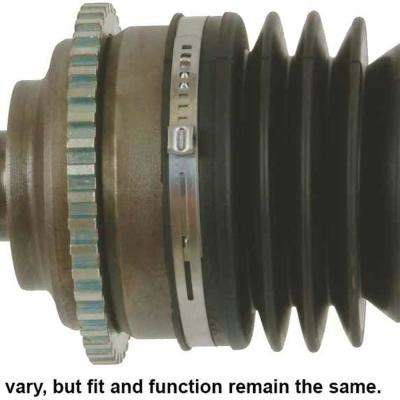 Remanufactured CV Drive Axle - Front Left