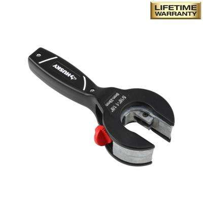 1-1/8 in. Ratcheting Tube Cutter