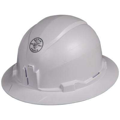 Non-Vented Full Brim Style Hard Hat