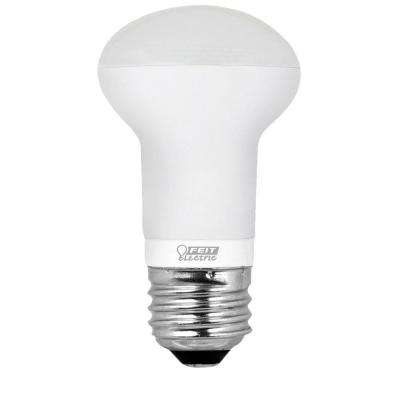 40W Equivalent Soft White R16 Dimmable LED Light Bulb (Case of 12)