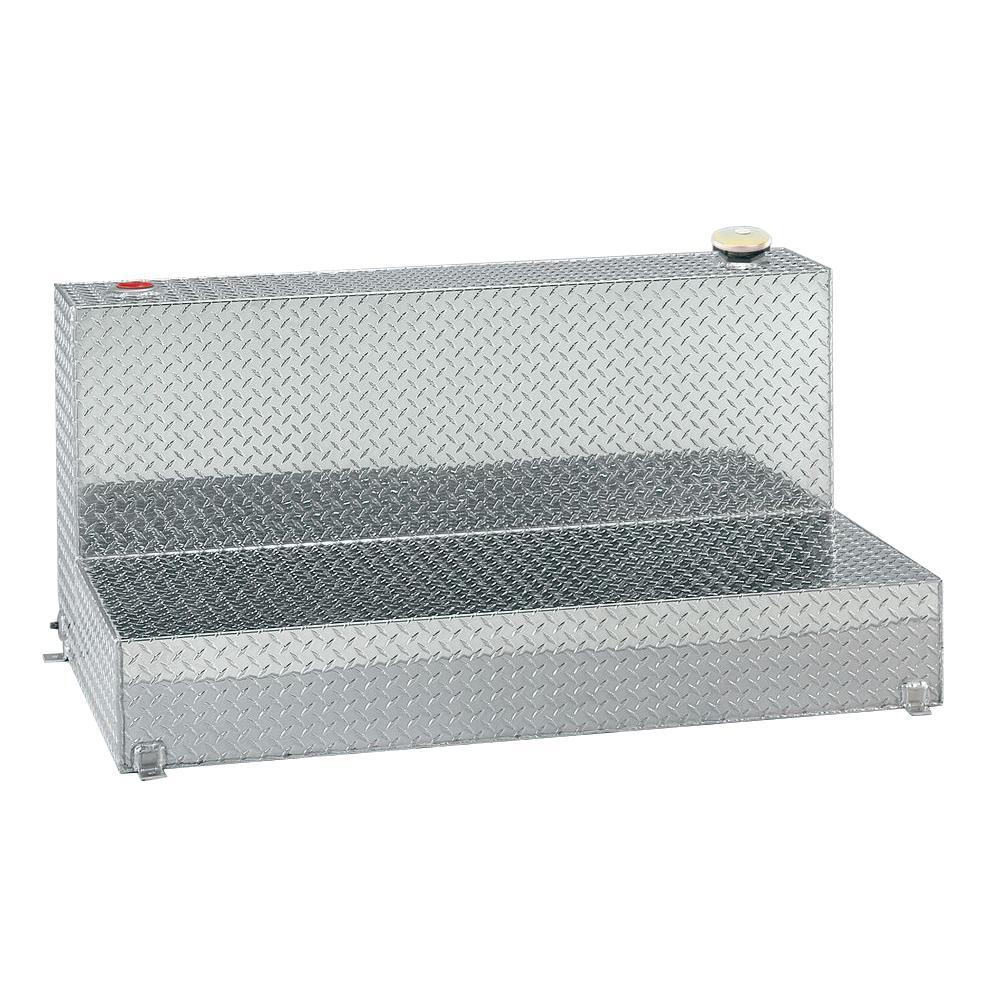 92 Gal. Aluminum L-Shaped Liquid Storage Tank