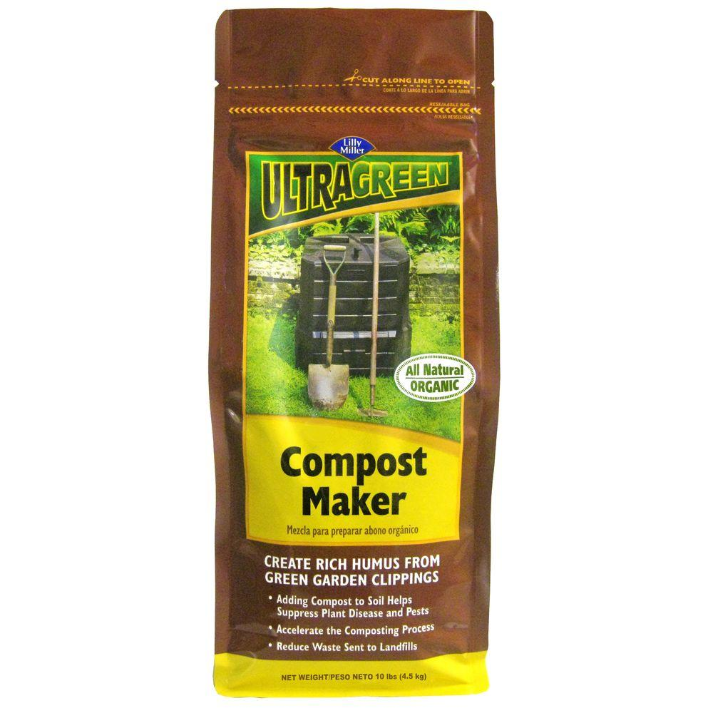 Lilly Miller 10 lb. Ultragreen Compost Maker