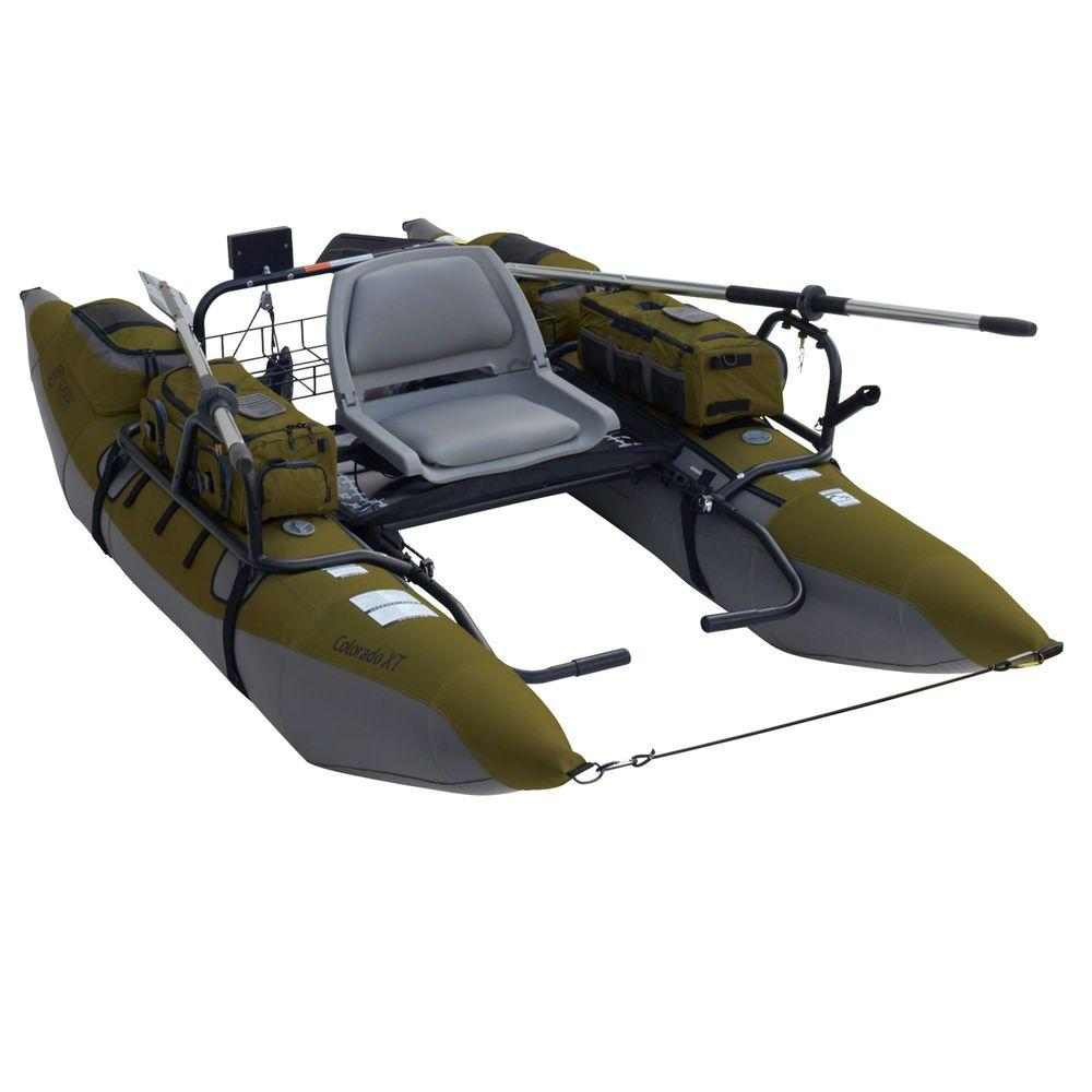 Classic Accessories Colorado Xt 9ft Pontoon Boat