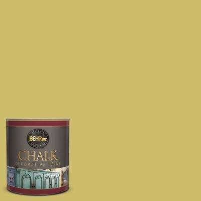 1-qt. #BCP15 Prairie Wheat Interior Chalk Finish Paint