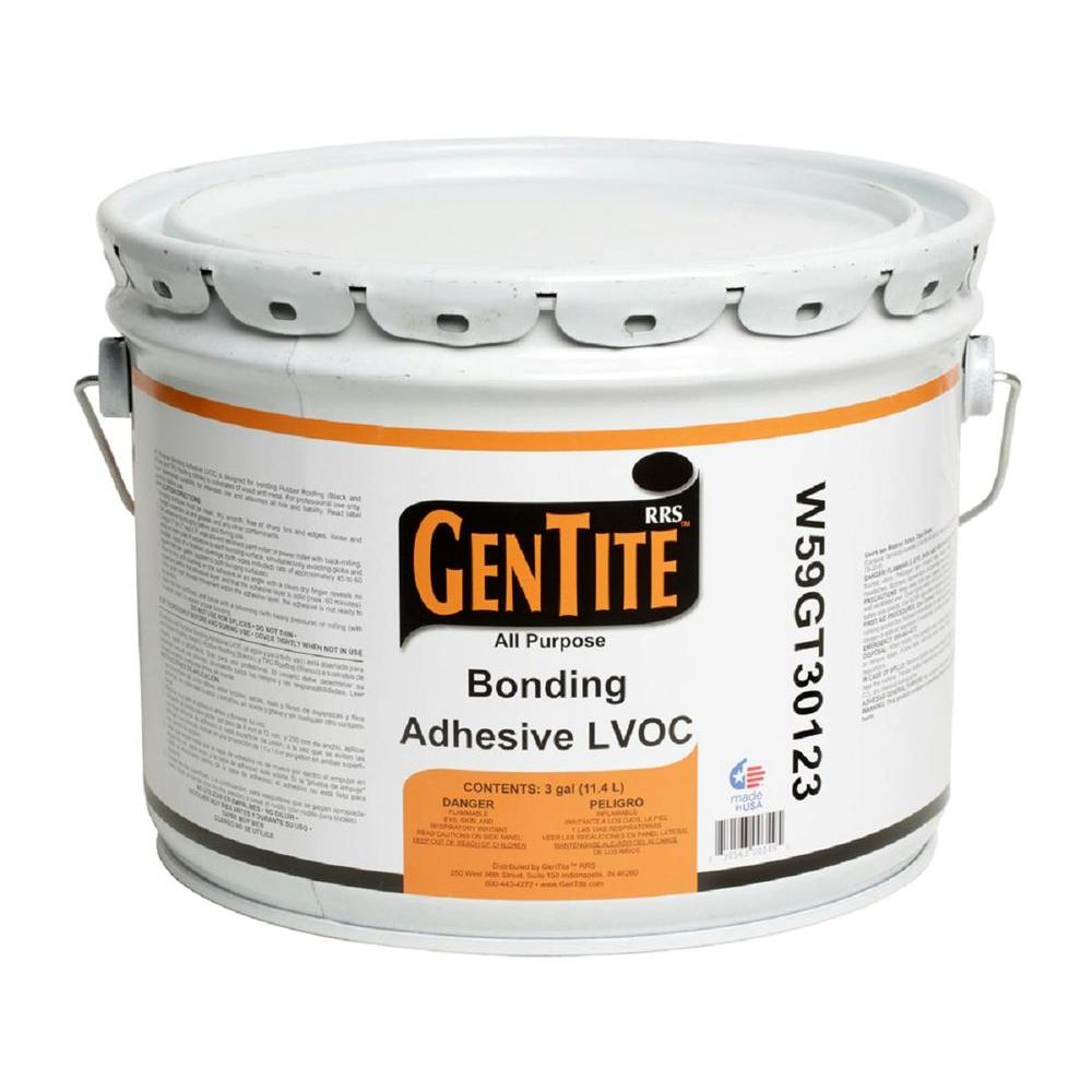 W59GT30123 3-gal. Bonding Adhesive LVOC
