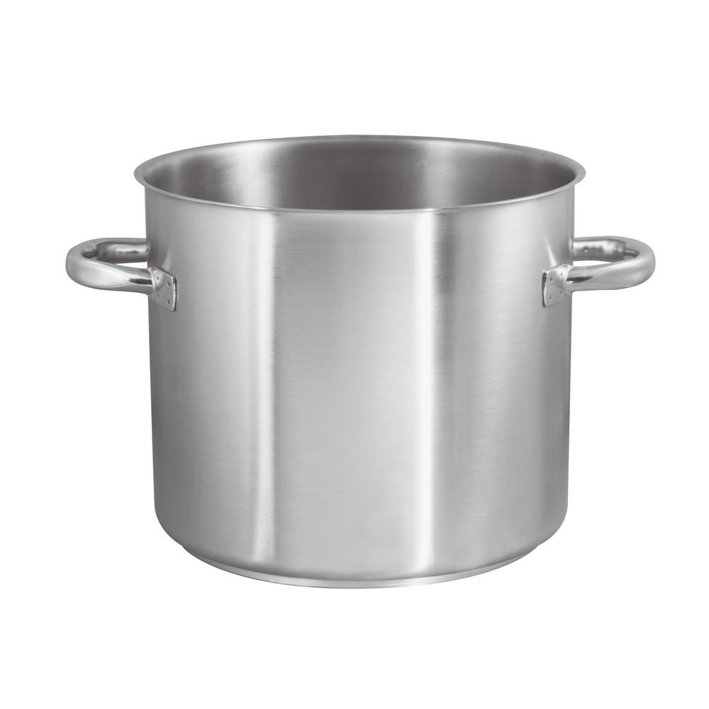 12-1/2 Qt. Induction Stainless Steel Stock Pot, No Lid