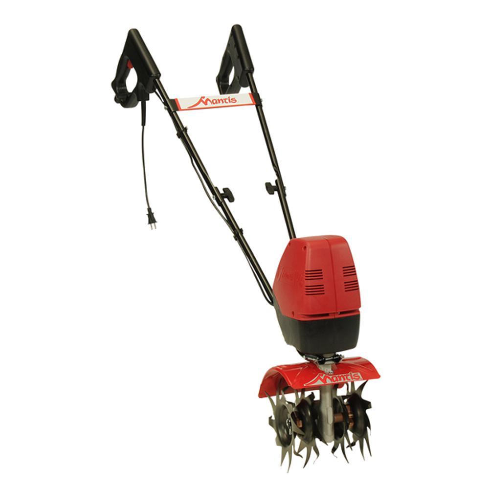 Mantis Corded Electric Mini Tiller/Cultivator