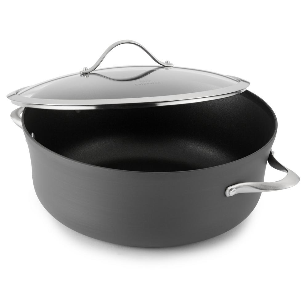 Contemporary 8-1/2 Qt. Nonstick Dutch Oven with Cover