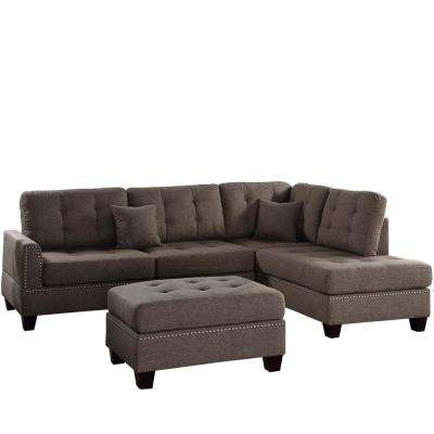 Yes Reversible Best Rated L Shape Sectionals Living Room