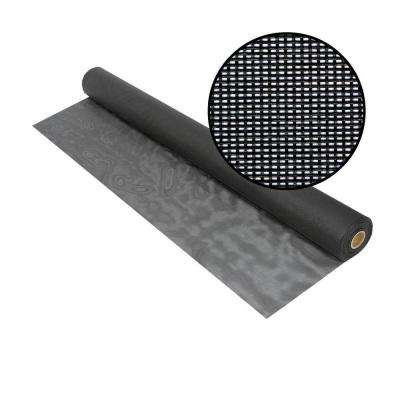72 in. x 100 ft. Charcoal Solar Insect Screen