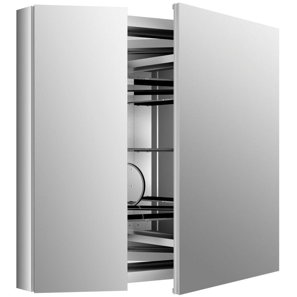 Recessed Mount Framed Medicine Cabinets Bathroom Cabinets