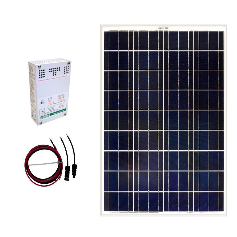 Grape Solar 100-Watt Off-Grid Solar Panel Kit by Grape Solar