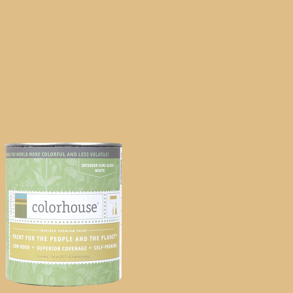Colorhouse 1 qt. Grain .05 Semi-Gloss Interior Paint