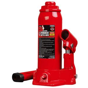Big Red 4-Ton Bottle Jack with Blow Case by Big Red