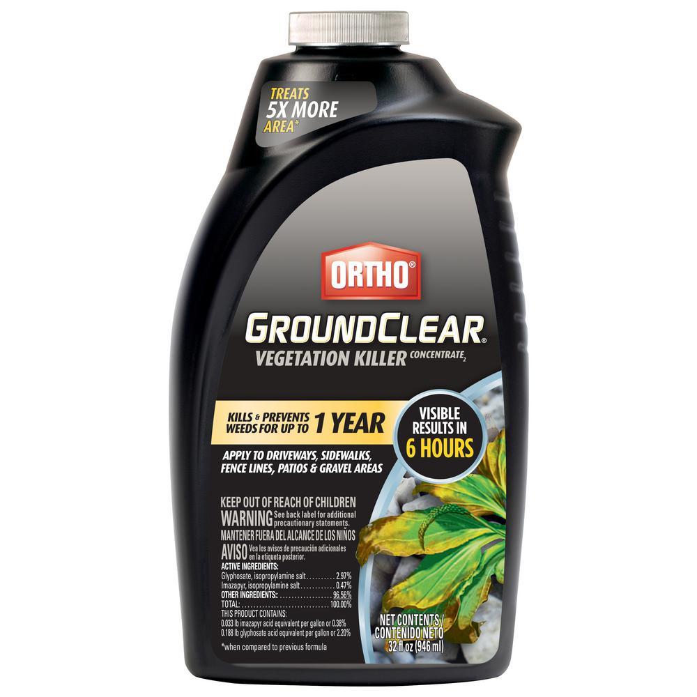 32 oz. Groundclear Vegetation Killer Concentrate