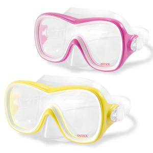 eb5f6abd0767 Wave Rider Pink and Yellow Combo Pack Swim Mask