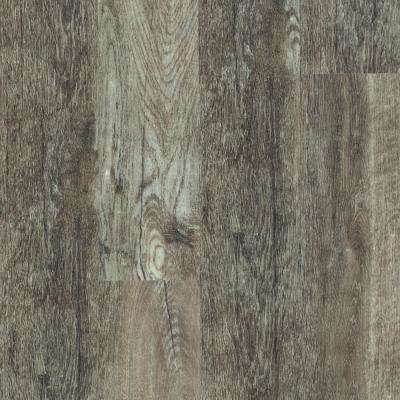 Jefferson 7 in. x 48 in. Forge Resilient Vinyl Plank Flooring (18.68 sq. ft. / case)