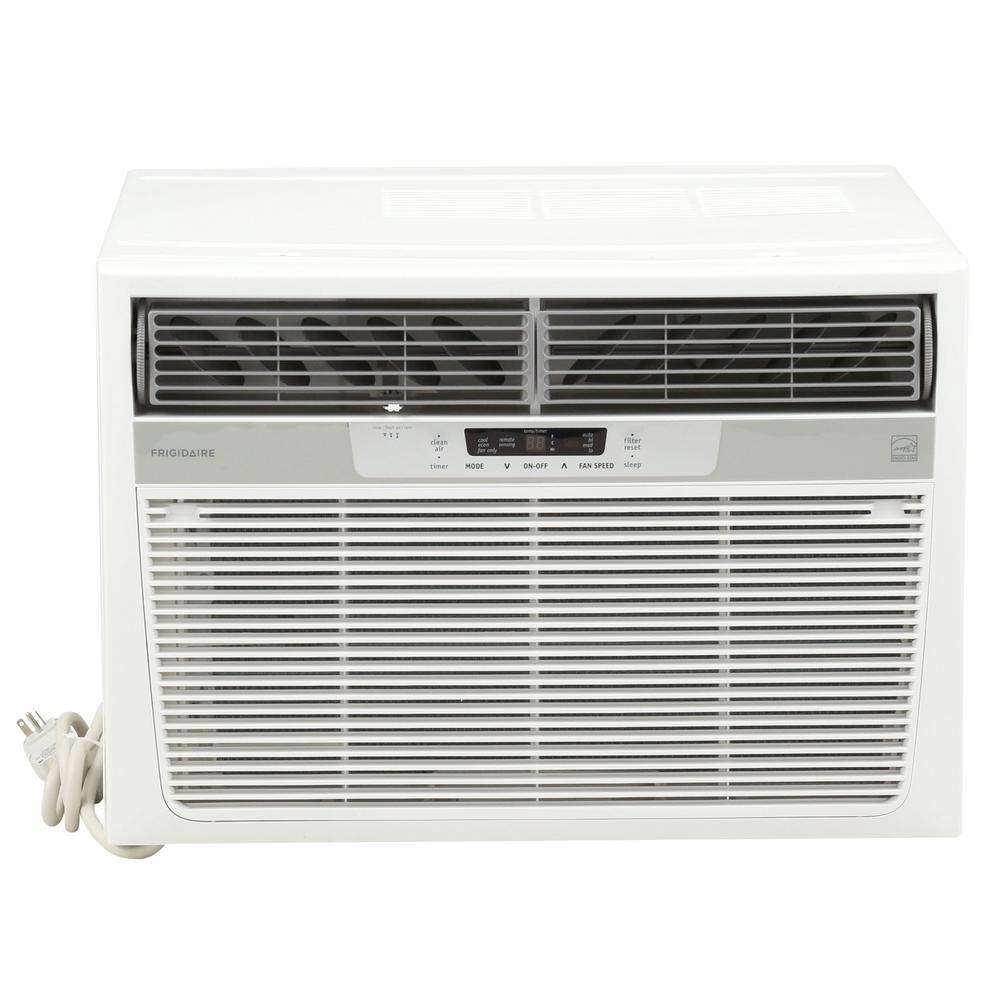 frigidaire 22 000 btu window air conditioner with remote. Black Bedroom Furniture Sets. Home Design Ideas