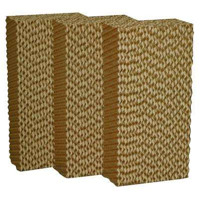 Evaporative Cooler Replacement Pad for Cyclone 2200 (3-Set)