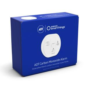 Samsung SmartThings ADT Carbon Monoxide Alarm by Samsung