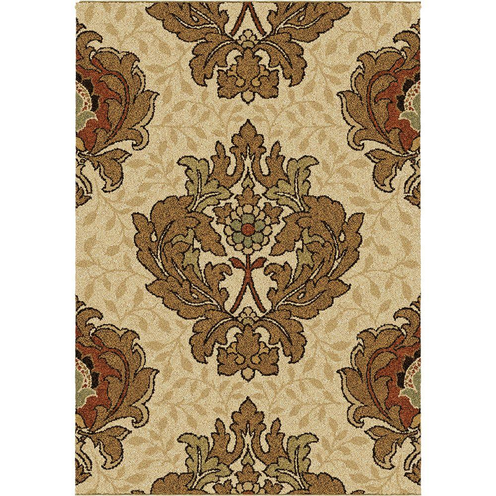 Harrison Bisque 5 ft. 3 in. x 7 ft. 6 in.