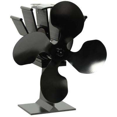 Awe Inspiring 4 Blade Anodized Aluminum Thermoelectric Fan Interior Design Ideas Gentotryabchikinfo