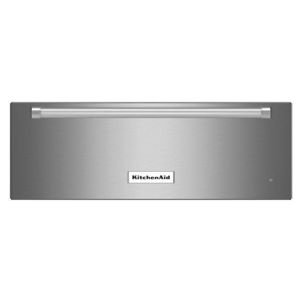 27 in. Slow Cook Warming Drawer in Stainless Steel