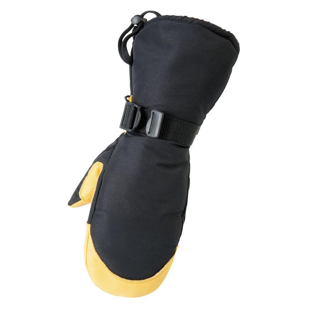 Deerskin Gauntlet 2X Large Tan Glove Mitt