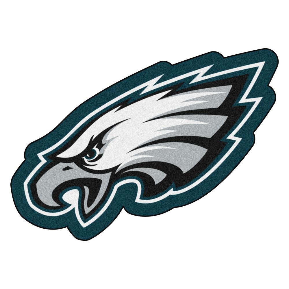 FANMATS NFL - Philadelphia Eagles Mascot Mat 36 in. x 25.8 in ...