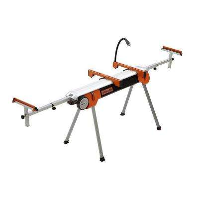60 in. Folding Deluxe Portable Stand for Miter Saws